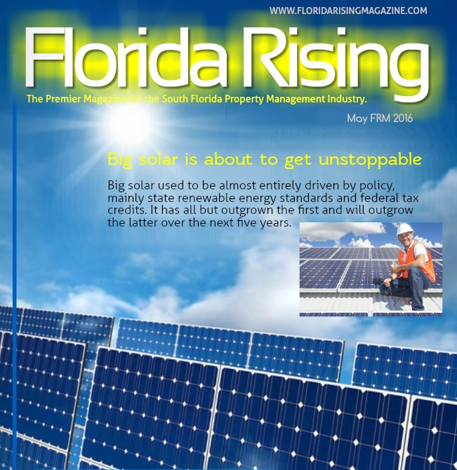 Florida Rising May Cover